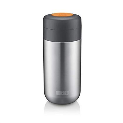 Wacaco Nanovessel, 3-in-1 Vacuum Insulated Flask