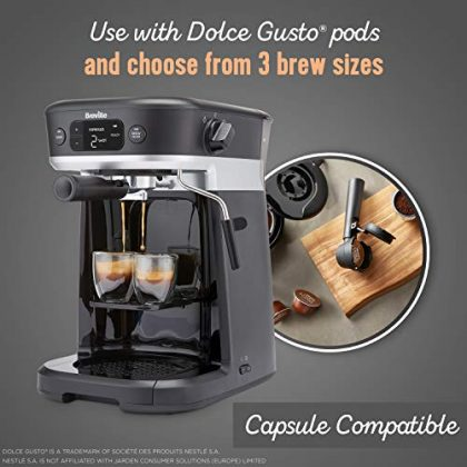 Breville All-in-One Coffee House
