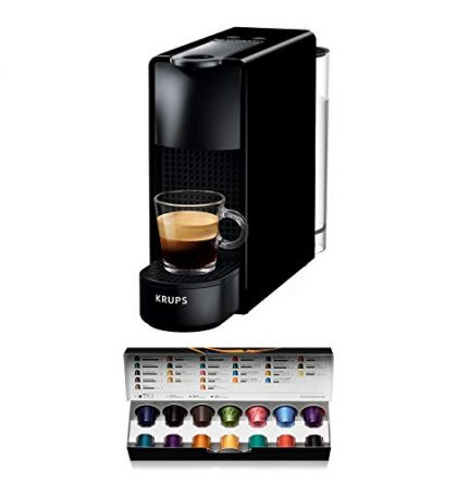 Krups Nespresso Essenza Mini Capsule Coffee Maker