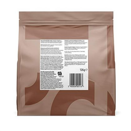 Amazon Brand Solimo Senseo* Compatible pads Classic - UTZ certified, 90 pads (5x18 )