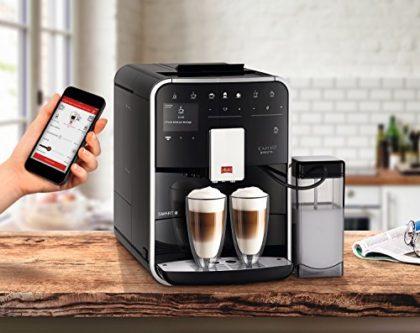 Melitta F83/0-102 Barista T Smart Coffee Machine, 1450 W, 1.8 liters, Black