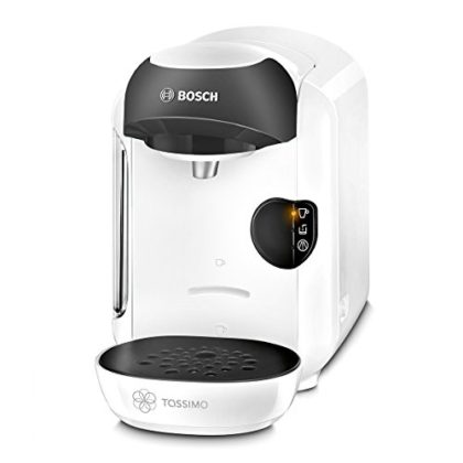 Bosch TAS1254 coffee maker - coffee makers (freestanding, Fully-auto, Caffe crema, Caffe lungo, Chocolate milk, Coffee…