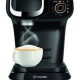 Bosch Tassimo My Way TAS6002GB Coffee Machine, 1500 W, 1.2 Litres, Black