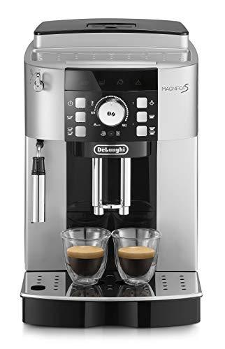 DeLonghi ECAM21.117.SB Magnifica S Bean To Cup Coffee Machine - Silver A