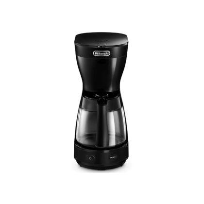 DeLonghi ICM16210.BK 10-cup Filter Coffee Machine - Black