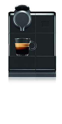De'Longhi Lattissima, Single Serve Capsule Coffee Machine, Automatic Frothed Milk, Cappuccino and Latte, EN560.B, dark…
