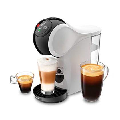 De'longhi Nescafe Dolce Gusto, Genio S Capsule Coffee Machine , Espresso, Cappuccino, Latte and more, Grey