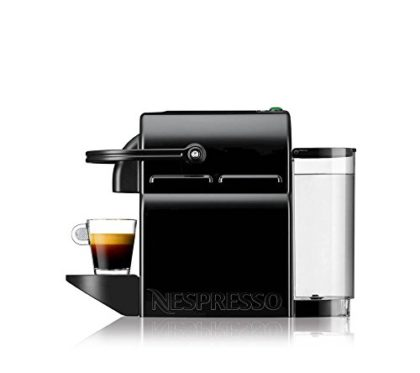Nespresso Inissia Coffee Machine, Black by Magimix