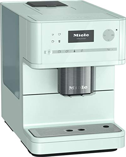 Miele CM6150 Bean-to-Cup Coffee Machine, 1.5 W, Brilliant White