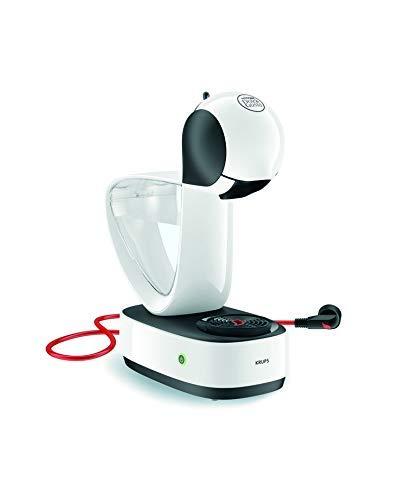 Nescafé Dolce Gusto KP170140 Infinissima Coffee Pod Machine by Krups, White