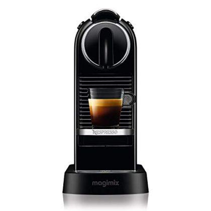 Nespresso 11315 Capsule Coffee Machinr, Plastic, 1260 W, Black