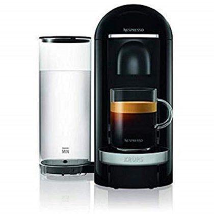 Nespresso Vertuo Plus Bundle XN902840 Coffee Machine with Aeroccino by Krups, White