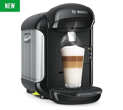 Tassimo By Bosch Vivy 2 T14 TAS1402GB Coffee Machine - Black
