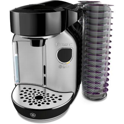 Tassimo by Bosch TAS75SE2GB Caddy Pod Coffee Machine - Silver