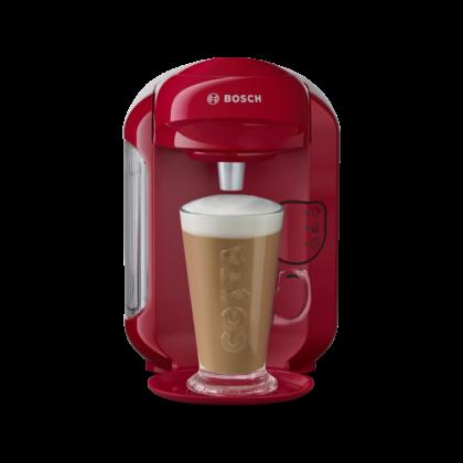 Tassimo by Bosch TAS1401GB Vivy 2 Pod Coffee Machine - Pink