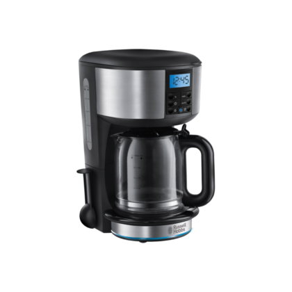 Russell Hobbs 20680 Buckingham Digital Filter Coffee Machine - Stainless Steel